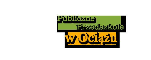 Idź do strony głównej Przedszkole w Ociążu